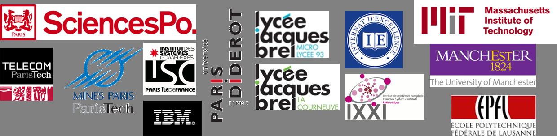 Barre logos partenaires