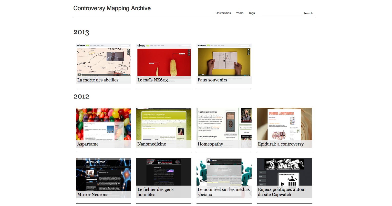 ControversyMappingArchive